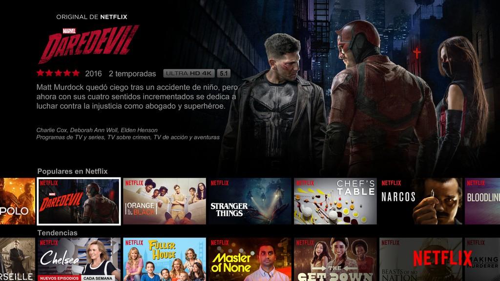 Netflix App iPhone